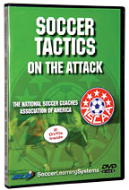 Soccer Tactics - On the Attack